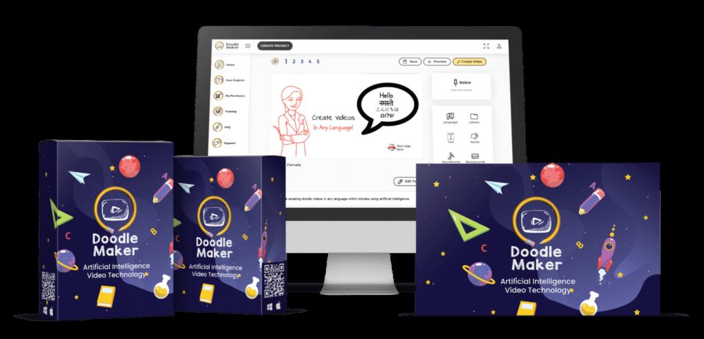 DoodleMaker Review;