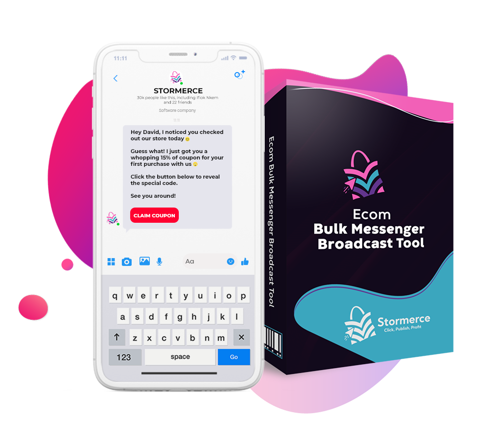 Messenger Bulk Broadcast Tool