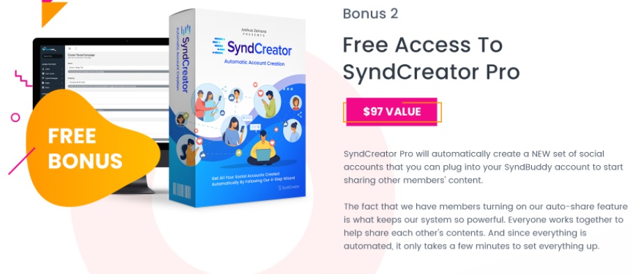 Free Access To SydnCreator Pro