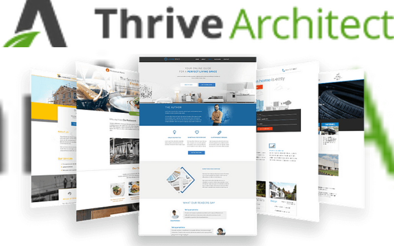 Thrive Architect review; Thrive Themes Review