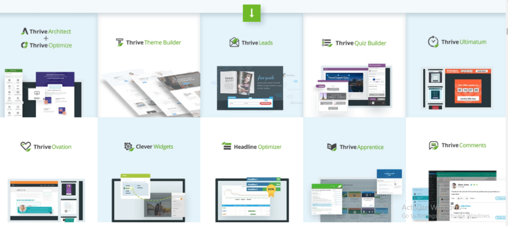 thrive themes Top-quality Themes and Plugins