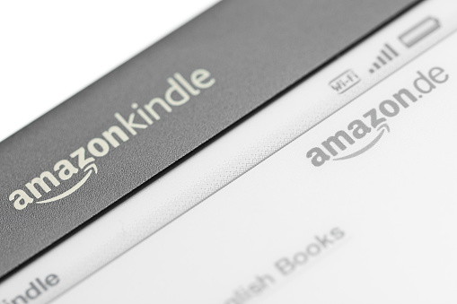 Publish an eBook on the Amazon kindle store