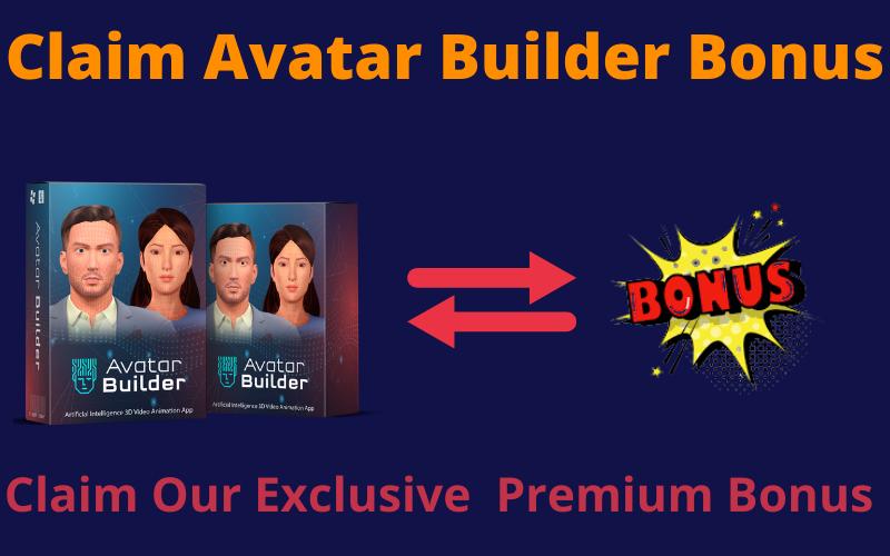 Claim Avatar Builder Bonus
