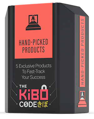 Kibo Code Program Handpicked-products