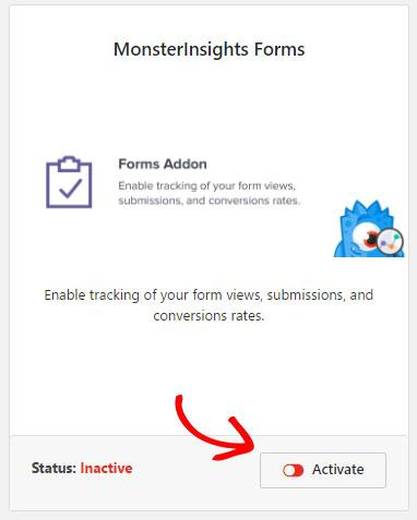 How to Use MonsterInsights to Track WPForms Conversions