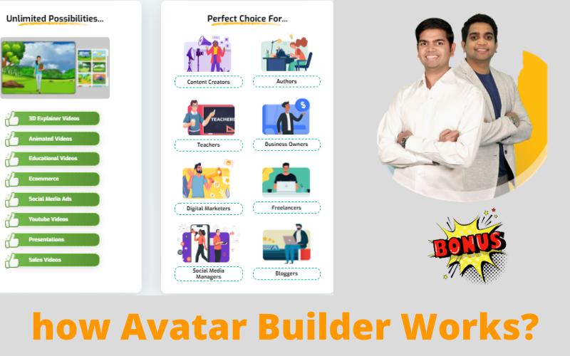 avatar builder review -how avatar builder works