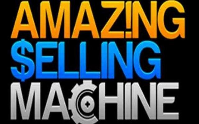 AMAZING SELLING MACHINE (ASM12):