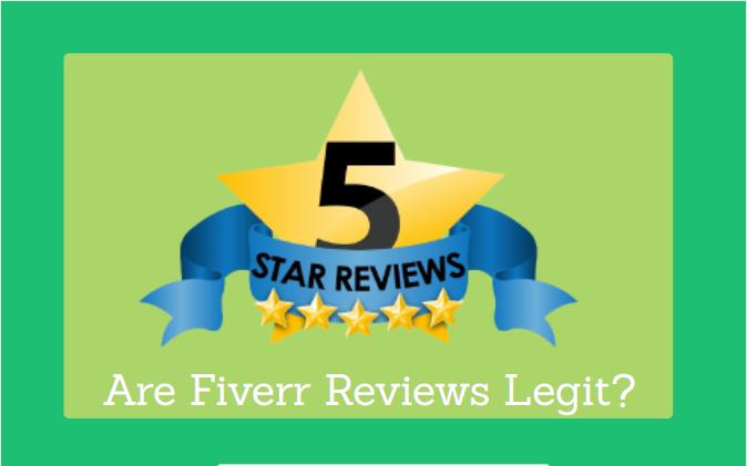 Are Fiverr Reviews Legit
