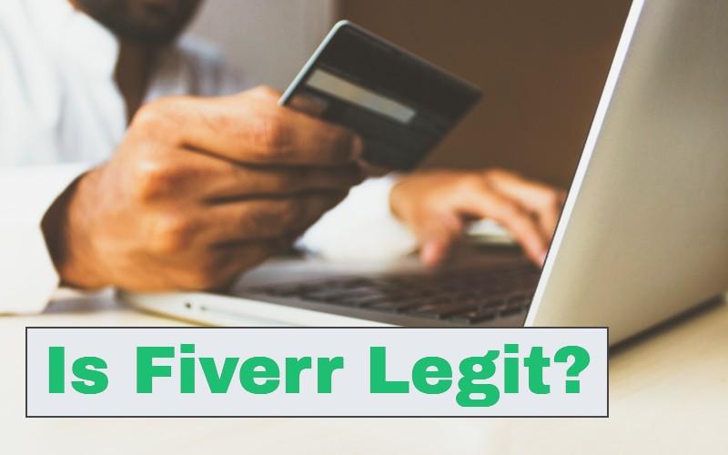Is Fiverr Legit? fiverr review