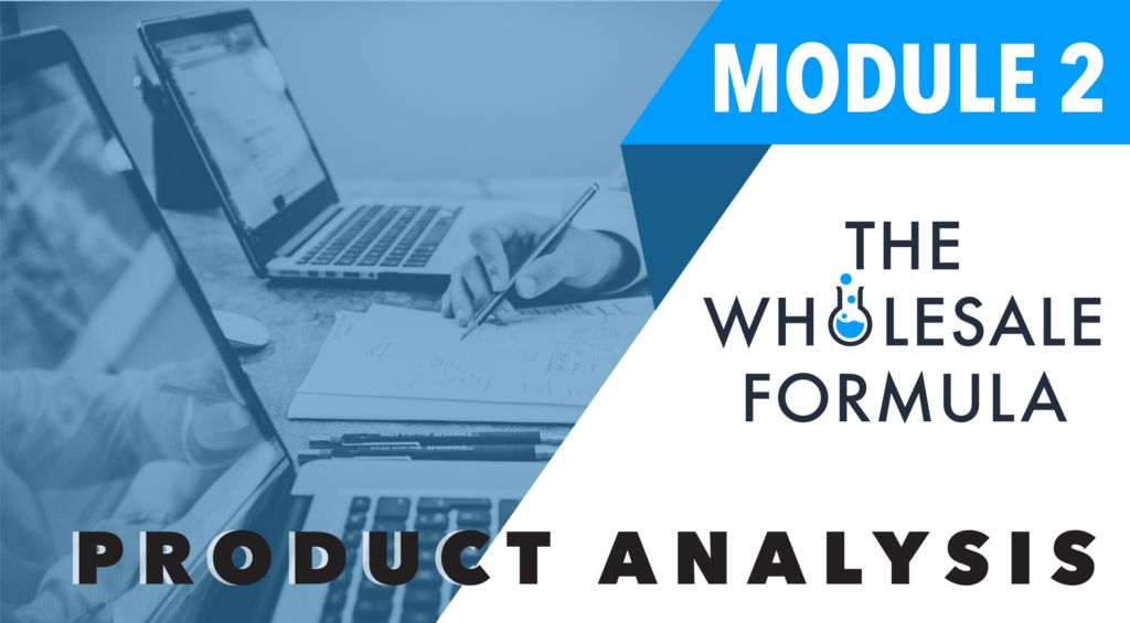 the-wholesale-formula-Second-Module-Product-Analysis