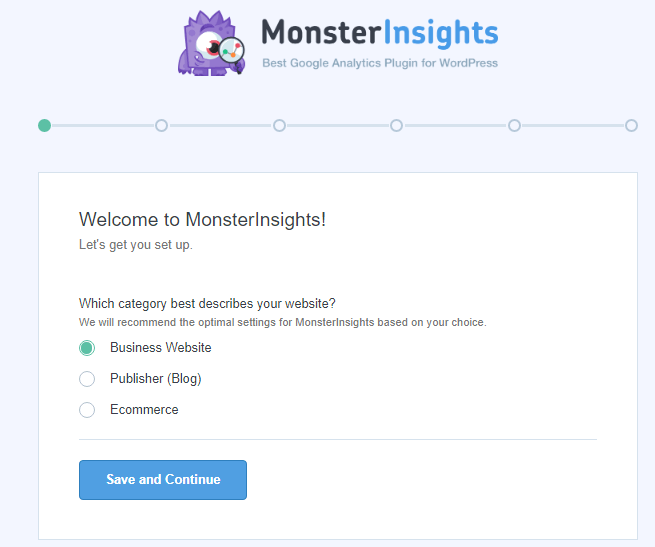 Select-a-category-for-your-website-in-MonsterInsights.png