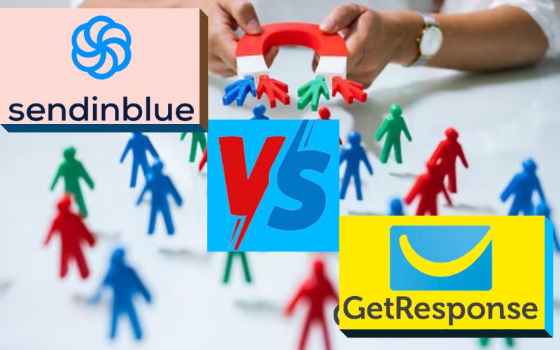 Sendinblue-VS-Getresponse-email-generation-tools