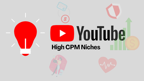 Some of the most popular youtube niches with high cpm