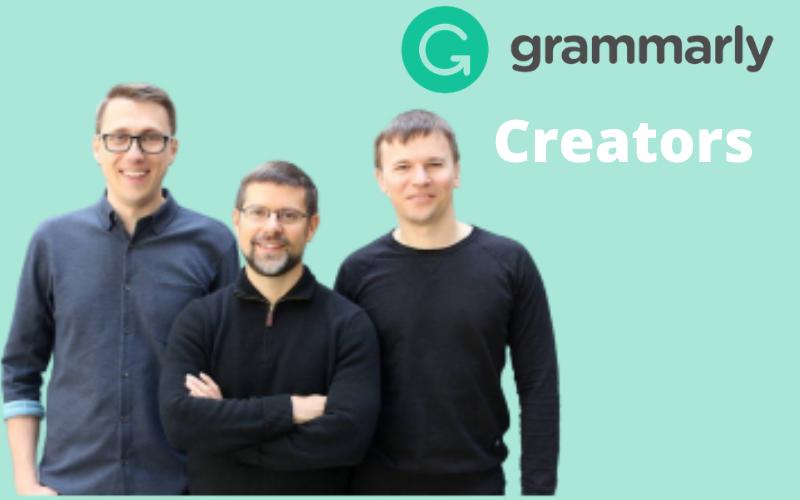 Grammarly Tool Creators