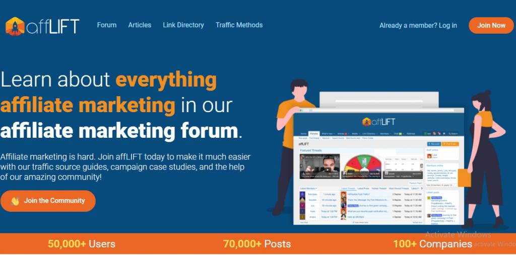 affLIFT Affiliate Marketing Forum